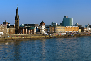 river-cruise-ship-fire-rhine-dusseldorf