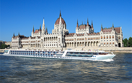 Scenic Tours Launches New River Cruise Line Emerald Waterways - Emerald river cruise ship