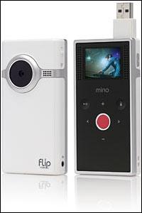 Flip Mino video camera