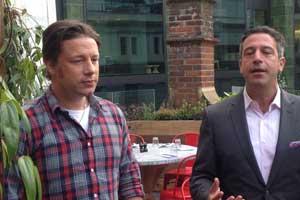 Jamie Oliver & Brian Abel