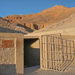 Tomb of Tutankhamun Egypt