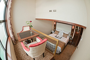 Tauck's Loft Cabin