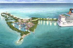 norwegian-cruise-belize-private-island