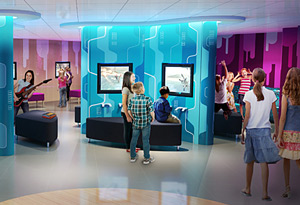 Norwegian S Newest Cruise Ship To Have Line S Largest Youth Facilities