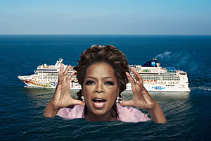 Norwegian Gem Oprah Cruise