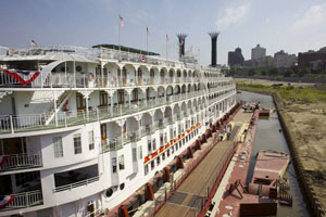 Courtesy American Queen Steamboat Company