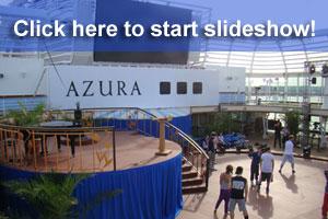 P&O Azura Slideshow