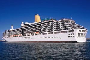 P&O Cruises' Arcadia