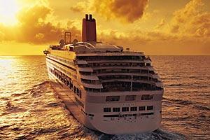 P&O Cruises' Aurora