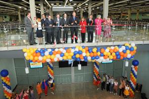 Port Everglades Cruise Terminal Opening Ceremony