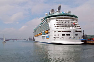 Royal Caribbean Independence of the Seas Southampton