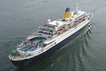 Saga Rose to sail its final cruise