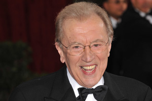 Sir David Frost; image courtesy Featureflash/Shutterstock