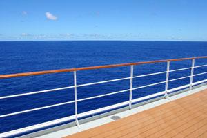 Cruise Ship Sunny Skies