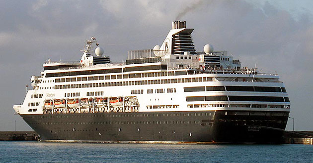 Holland America Maasdam Cruise Ship
