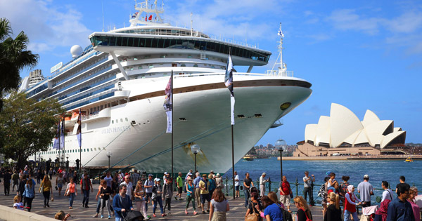 Australian TV Channel Added To Princess Cruise Ships Princess - Cruises to australia