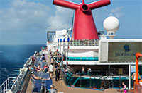 Live from Carnival Dream: Hits & Misses