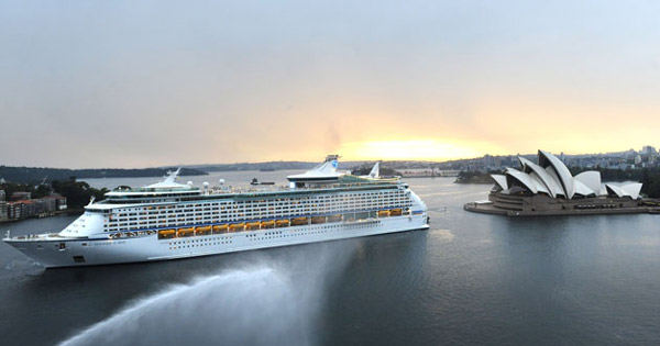 Royal Caribbean Closer To Botany Bay Relocation For Sydney Cruise - Sydney airport to cruise ship terminal