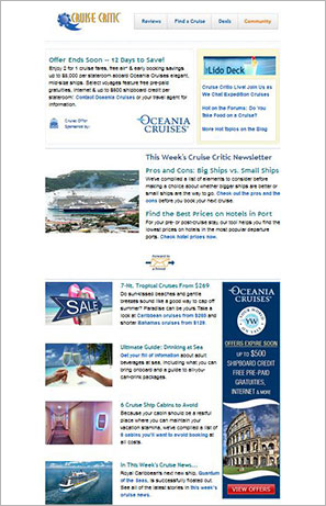 Sample newsletter