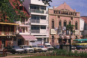 Downtown Guadeloupe