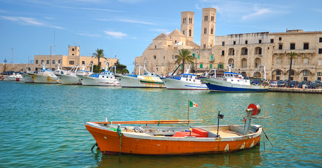 Bari Shore Excursions