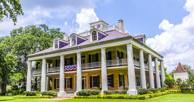 Houmas House Plantation and Gardens, Louisiana