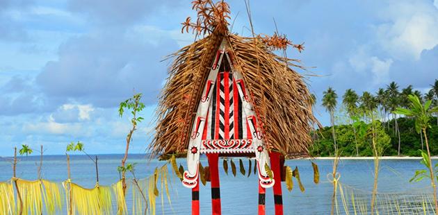Kiriwina and Kitava (Trobriand Islands)
