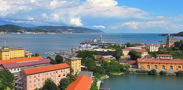 La Spezia (Cinque Terre)