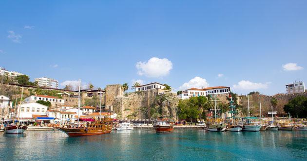 Antalya Cruise Port
