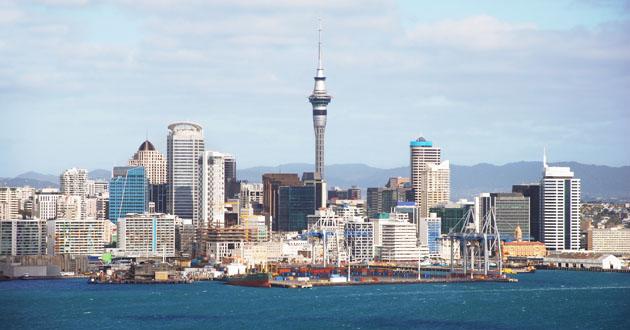 Auckland Cruise Port