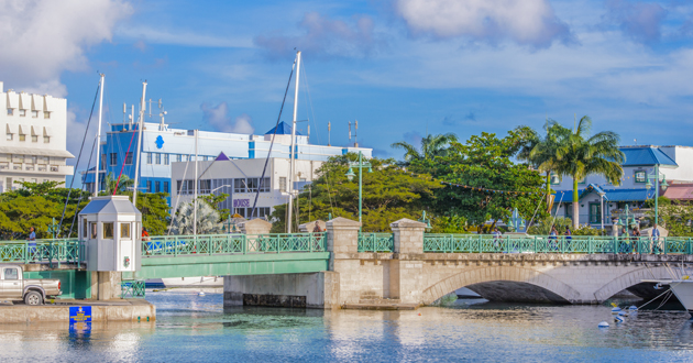 Barbados Cruise Port