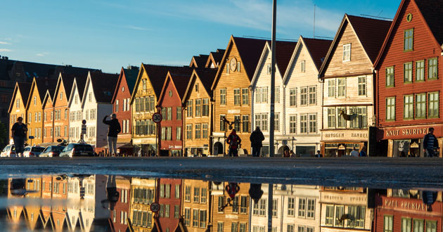 Bergen Shore Excursions