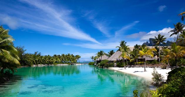 Bora Bora Cruise Port