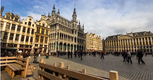 Brussels Shore Excursions