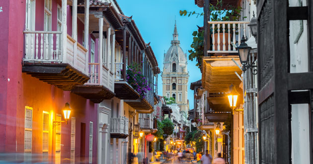 Luxury Tour Cartagena De Indias