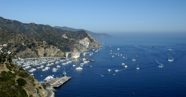Catalina Island (California) Cruise Port