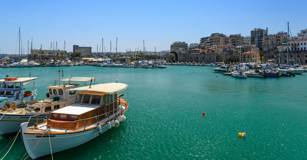 Crete (Heraklion)