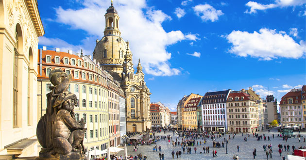 Dresden Cruise Port