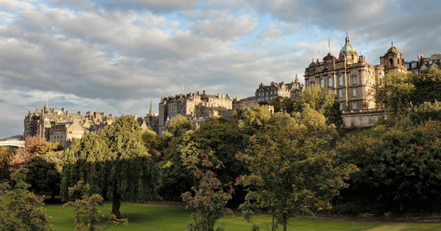 Edinburgh Shore Excursions