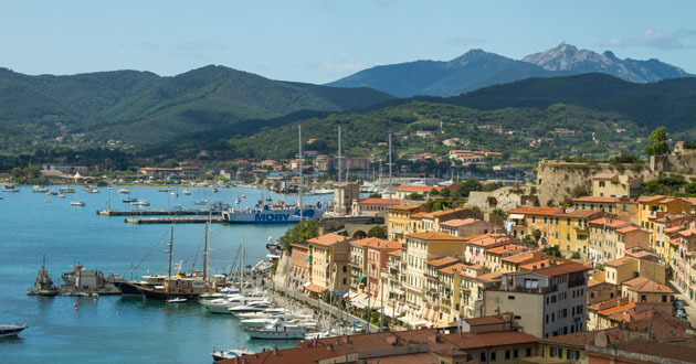 Elba Cruise Port