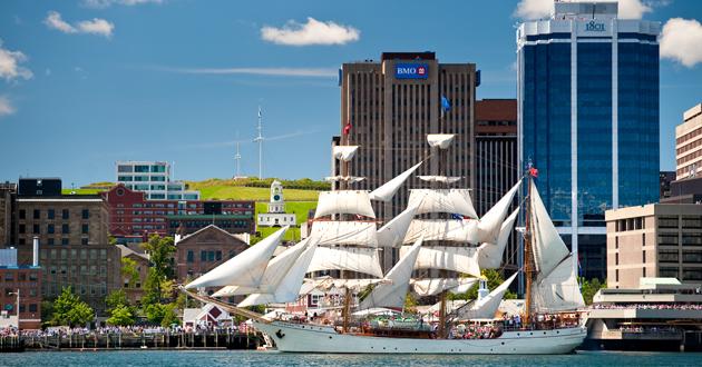 Halifax Cruise Port
