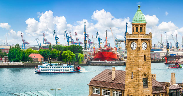 Hamburg Shore Excursions