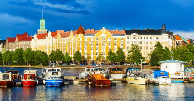 Helsinki Cruise Port