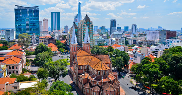 Ho Chi Minh City (Saigon) Shore Excursions