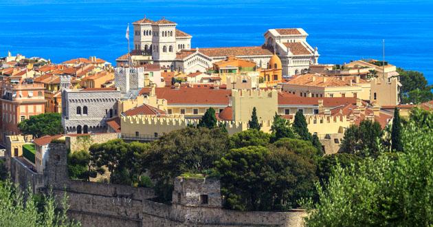 Monaco (Monte Carlo) Cruise Port
