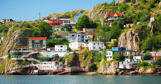 St. John's (Newfoundland) Shore Excursions