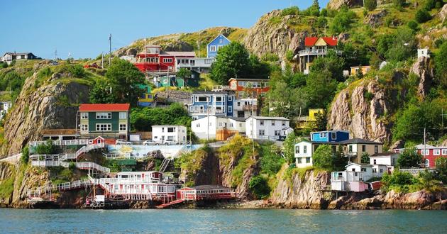 St. John's (Newfoundland) Cruise Port