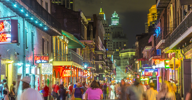 New Orleans Shore Excursions