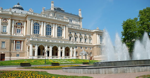 Odessa Shore Excursions
