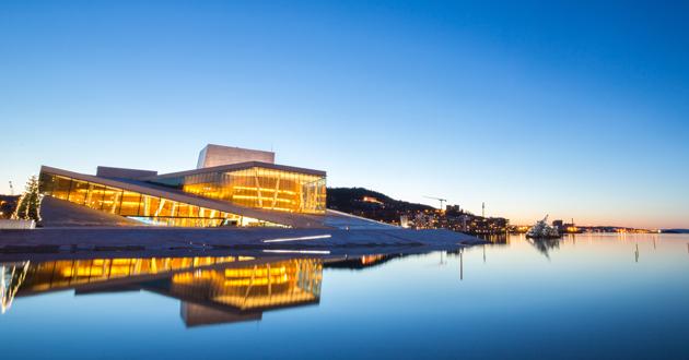Oslo Shore Excursions